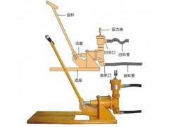 手動灌漿泵(水泥/化學兩用)MG-808-- 德美建材工程(香港)有限公司