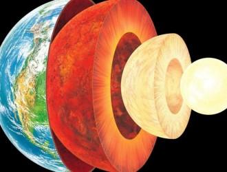 """日本科学家在地核中或鉴定出新的""""不明元素"""""""