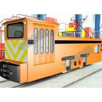 3吨架线式电机车