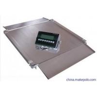 不锈钢电子地磅、2吨不锈钢电子地磅