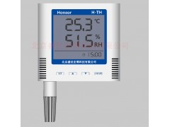 双网口RJ45接口温湿度变送器RS485通讯无需接线网线直连-- 北京盛世宏博科技有限公司