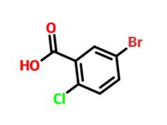 5-溴-2-氯苯甲酸(CAS NO 21739-92-4)-- 安庆奇创药业有限公司