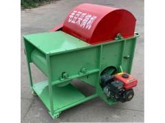 农用青毛豆收获摘果机 全自动毛豆采摘机 不伤豆荚摘毛豆机