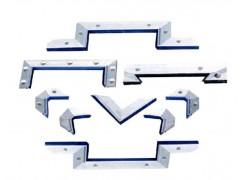 西安厂家供应机床导轨刮屑板-- 咸阳创伟橡胶制品有限公司