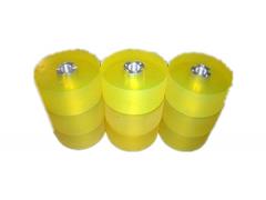 厂家销售聚氨酯胶辊聚氨酯胶轮胶管及胶棒-- 咸阳创伟橡胶制品有限公司