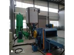 选择智皓大型废板材破碎机技术培训粉出成功-- 铭皓河北新材料科技有限责任公司