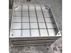 不锈钢装饰井盖方形雨水不锈钢隐形井盖304不锈钢井盖圆盖板-- 东莞市新恒安交通设备有限公司