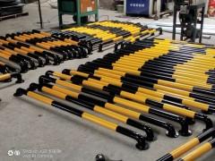M型U型护栏钢管车轮定位器停车位挡车器栏杆异型停车桩-- 东莞市新恒安交通设备有限公司