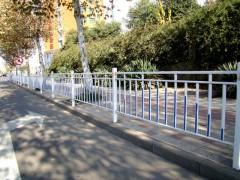 锌钢护栏市政基坑桥梁防护栏防撞栏杆围档交通安全设施波形防护栏-- 东莞市新恒安交通设备有限公司