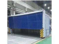长期供应各种尺寸移动伸缩喷漆房-- 山东新迈节能环保科技有限公司.