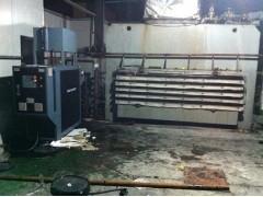 导热油压板机清洗剂-- 广西柳州凯迪环保科技有限公司