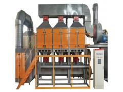 2万风量在线催化燃烧设备参数配置-- 山东新迈节能环保科技有限公司.