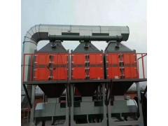 废气处理催化燃烧3万风量价格是多少-- 山东新迈节能环保科技有限公司.
