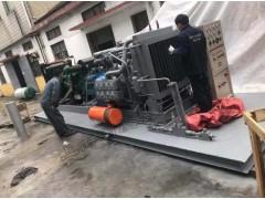 350公斤空压机(管道试压)350bar高压空气压缩机-- 上海国厦压缩机有限公司