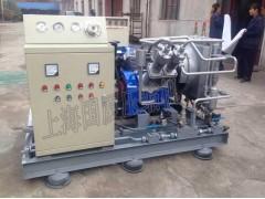 管道试压350公斤压缩机350kg高压空压机-- 上海国厦压缩机有限公司